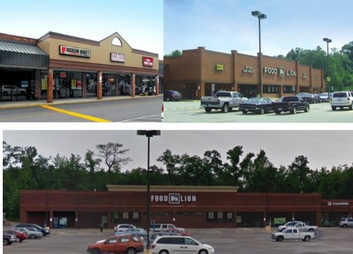 1031 Crowdfunding LLC Announces  Grocery-Anchored Shopping Center Portfolio